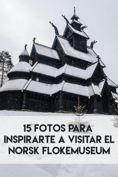 Las mejores fotos para visitar el museo de Norks Flokemuseum