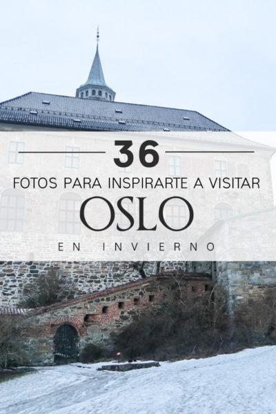 36 fotos para inspirarte a visitar Oslo en Invierno