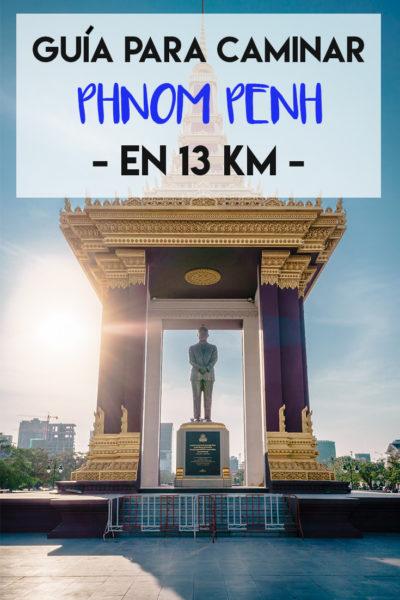 Que hacer en Phnom penh en dos días