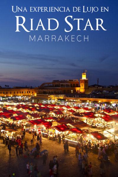 Una experiencia de Lujo en Riad Star Marrakech