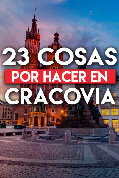 23 Cosas Que Hacer En Cracovia en 2 Días