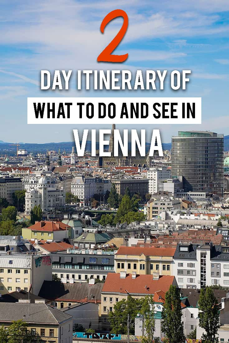 48 Hours Vienna Highlights & Things To Do: Join me for a tour of Vienna's Highlights and make sure you don't miss out on your weekend break.