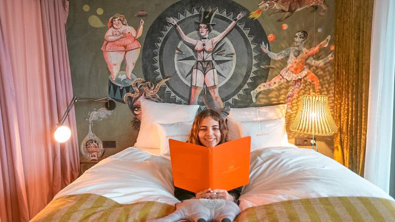 25Hours Hotel Vienna Classic Room jazmin