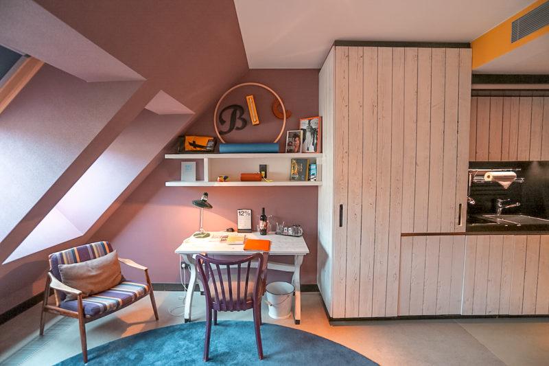 25Hours Hotel Vienna Kitchen