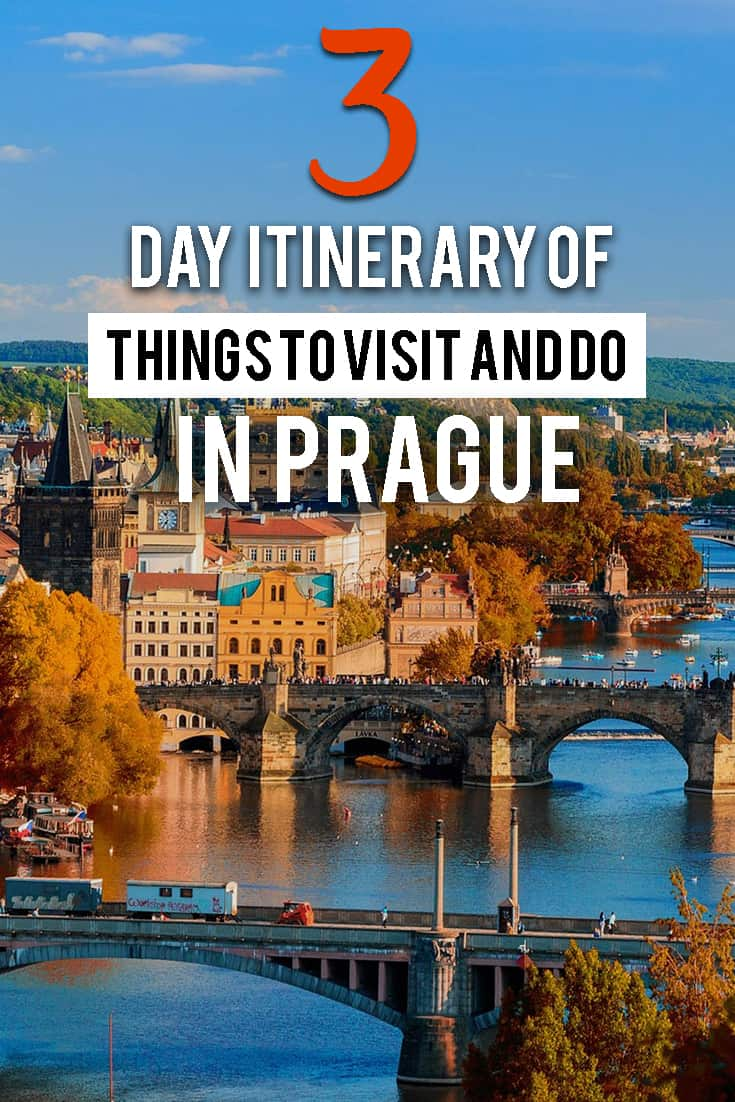 Are you heading to Prague for the first time? Get ready to be swept off your feet. Here are 15 things to do in Prague for First-Timers. What to do in 3 days in Prague.