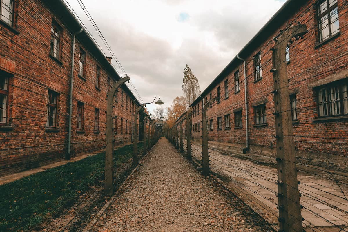 Auschwits concentration and extermination camps