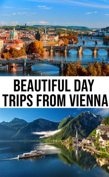 Beautiful Day Trips From Vienna, Austria