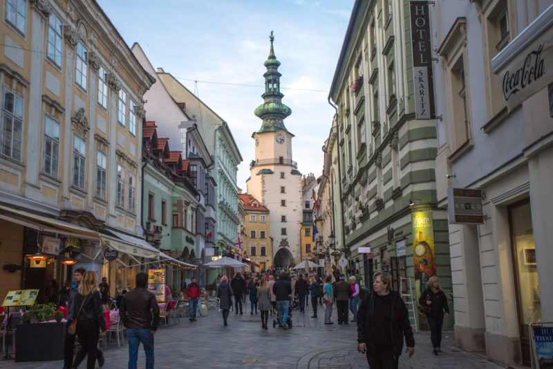 The Ultimate Two Day Travel Guide to Bratislava, Slovakia
