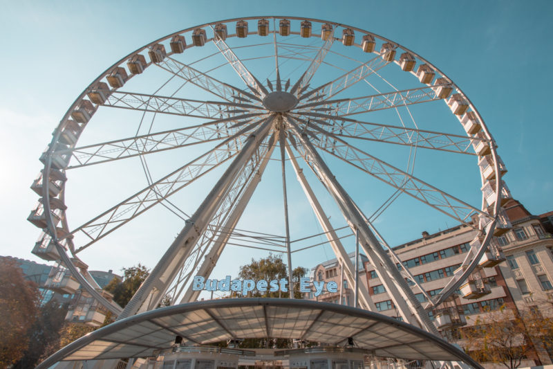 Budapest Eye ferris