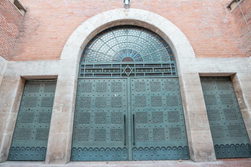 Budapest Kazinczy Street Synagogue Hungary