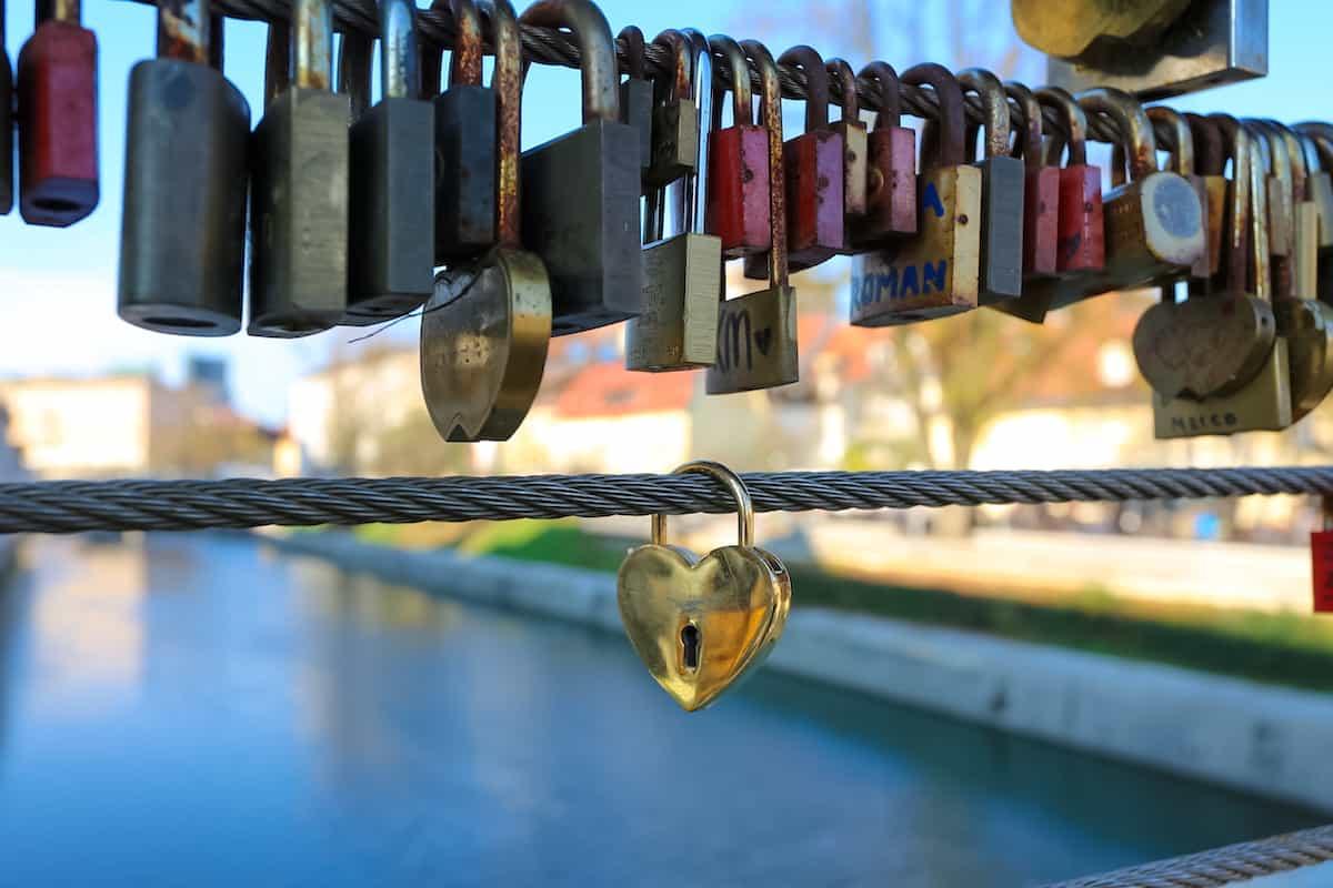Butchers Bridge locks