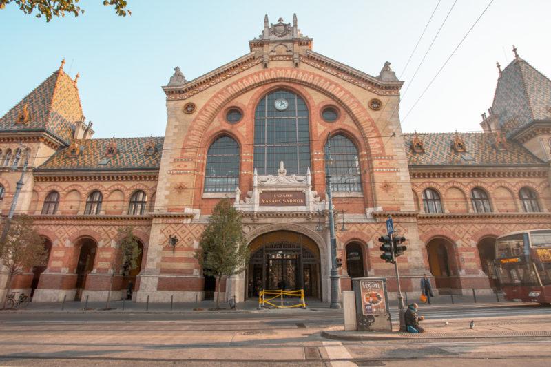 Central Market Budapest