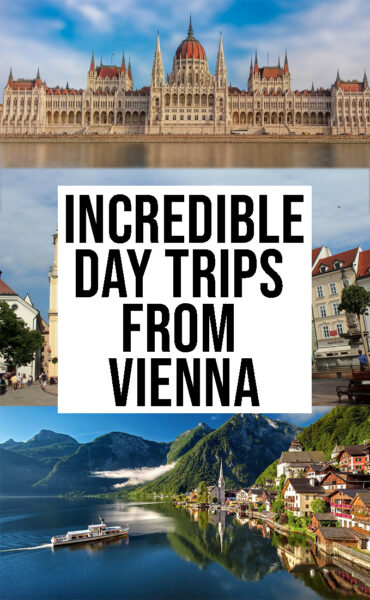 Incredible Day Trips From Vienna, Austria
