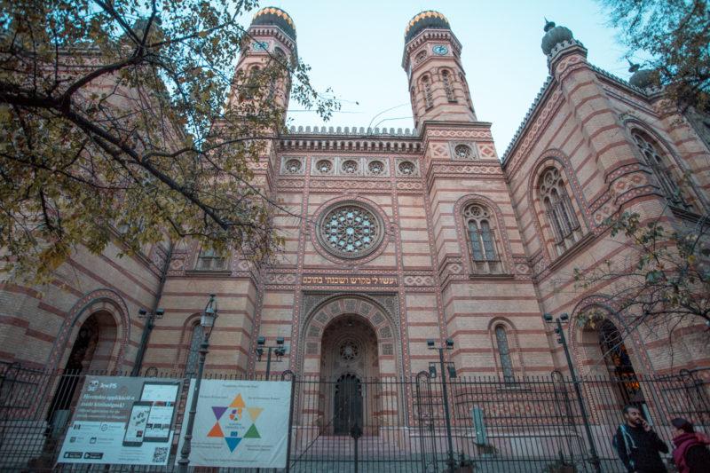 Dohomy Synagogue Budapest