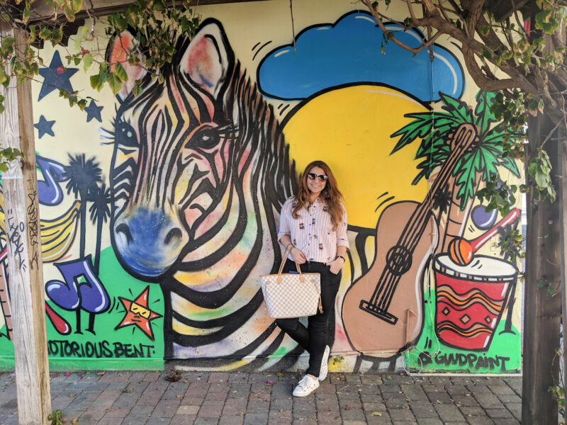 Florida-Little Havana Mural