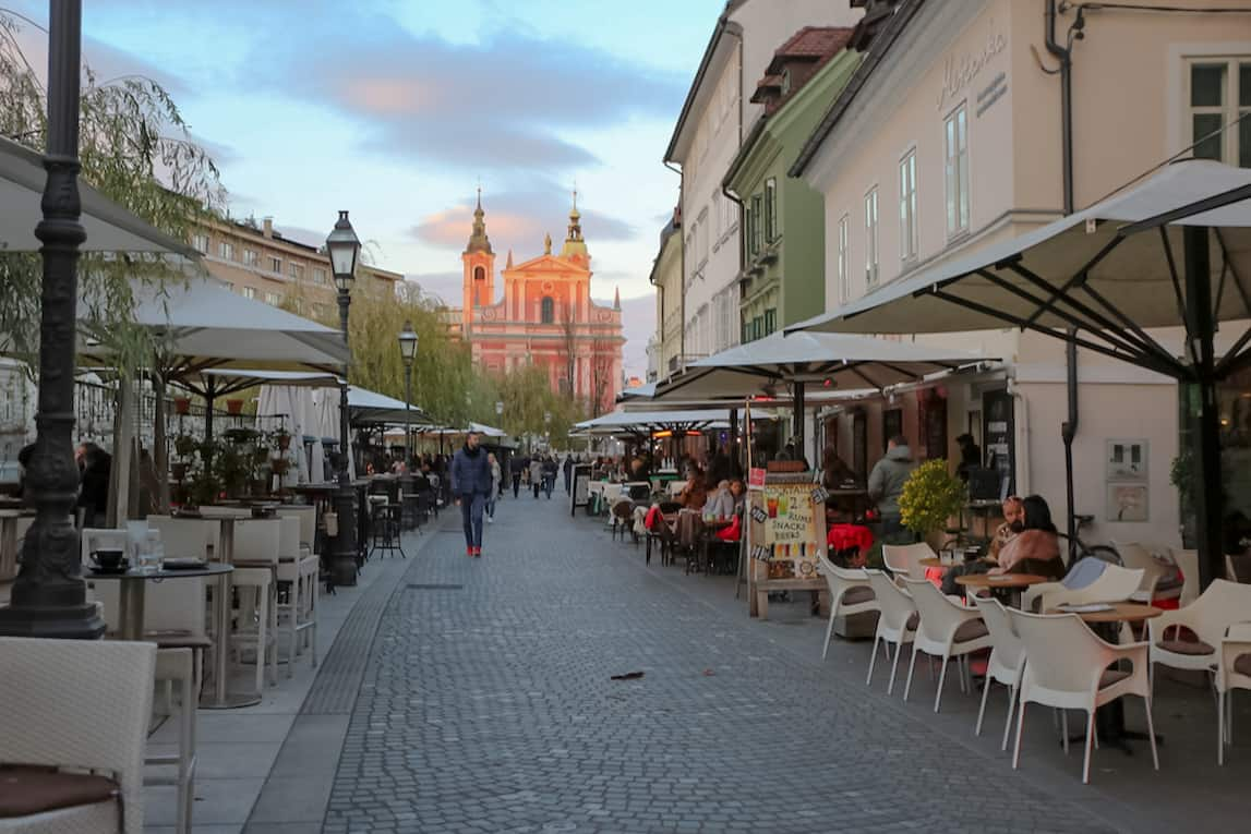 Get lost in the Old Town