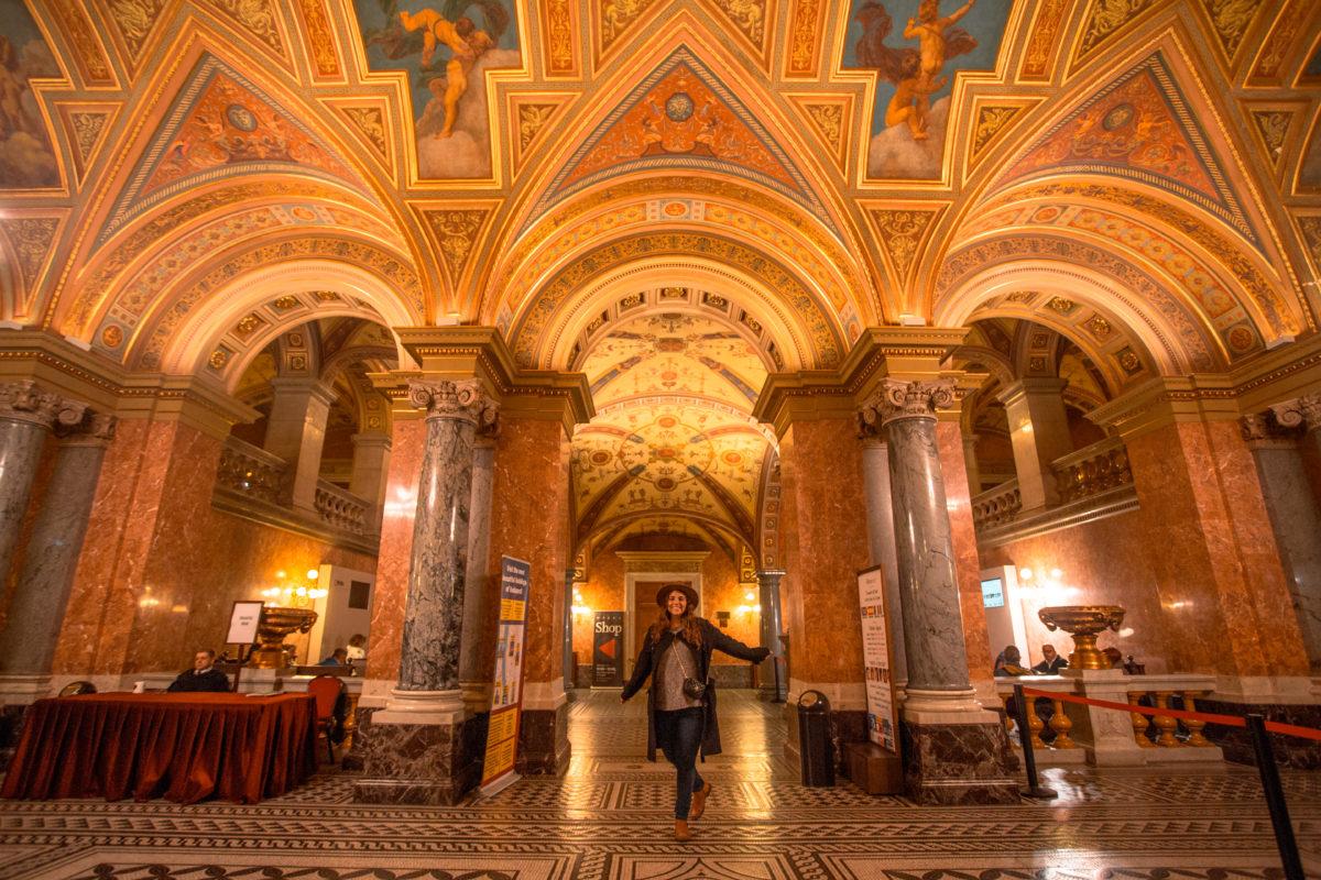 Hungarian Opera House