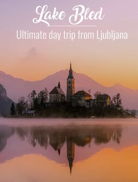 Lake Bled Ljubljana