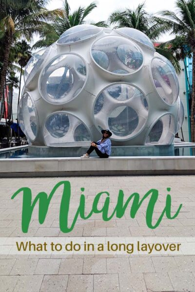 What to do in Miami during a long layover