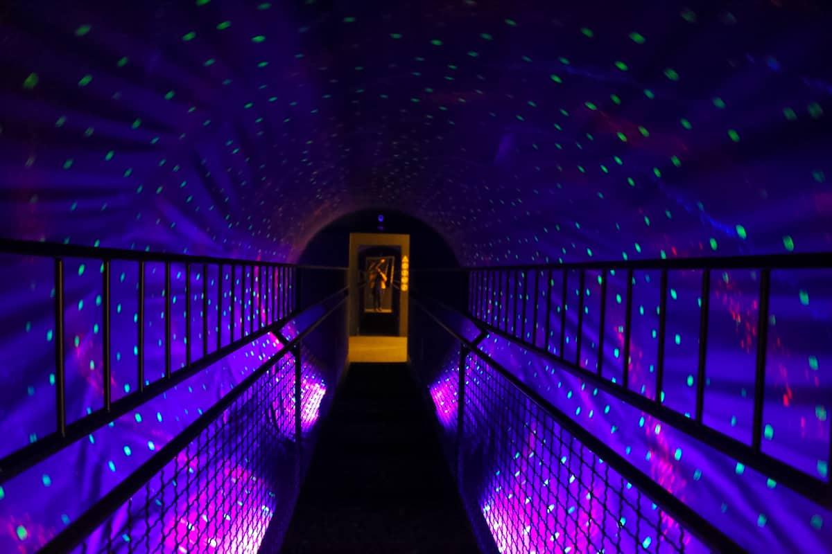 Illusion Museum in slovenia