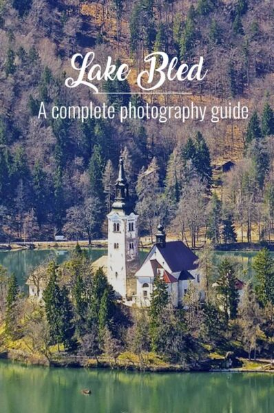 Photography Guide lake bled