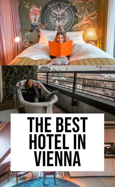 The Best Hotel in Vienna