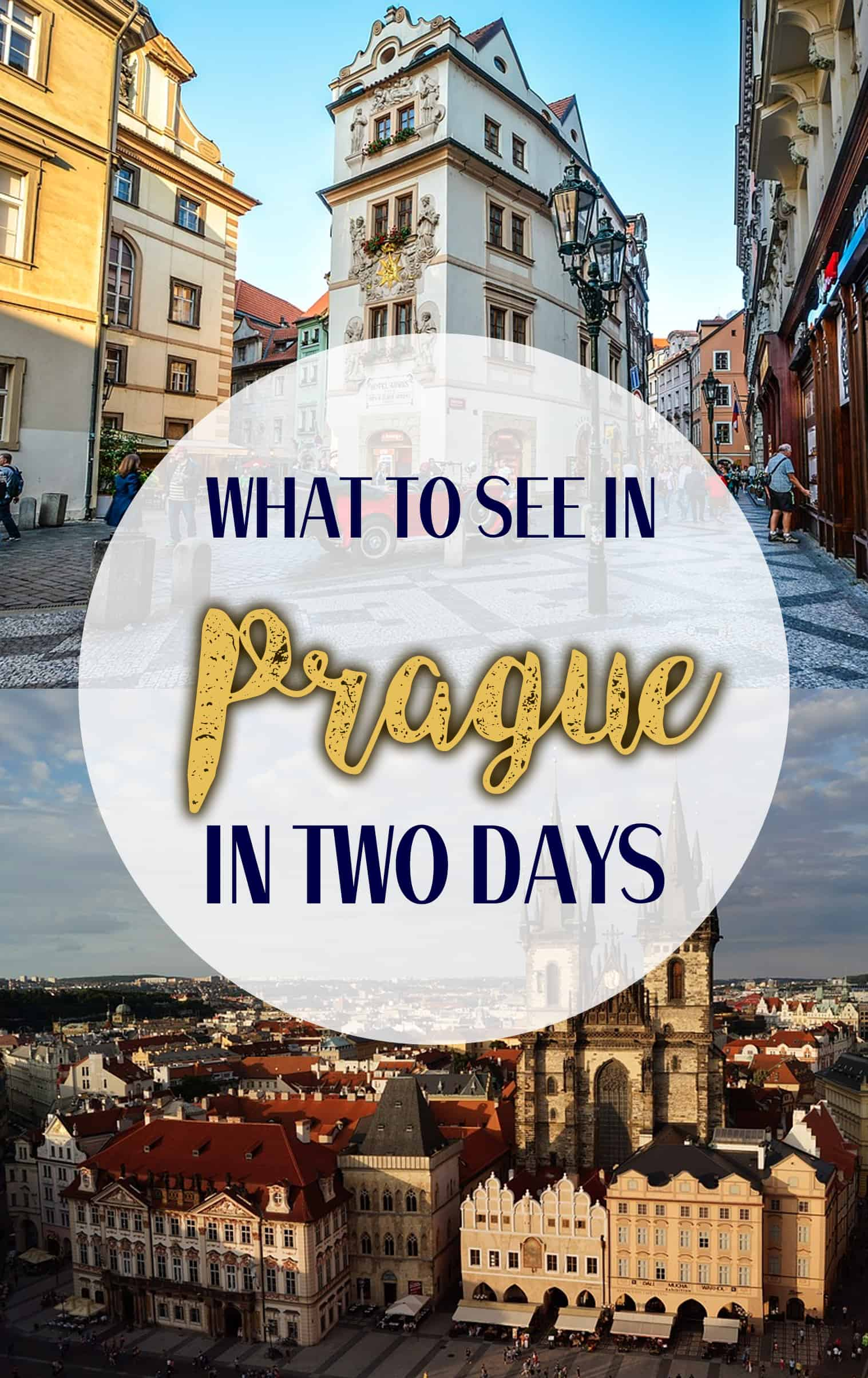 Prague is known as the Bohemian capital of the Czech Republic with its art-nouveau, quirky art and traditional cuisine. It's no wonder why a weekend… What to see in Prague in 48 hours