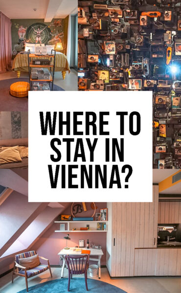 Where to Stay in Vienna?  25hours Hotel MuseumsQuartier Review