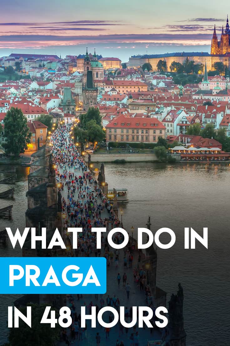 Are you heading to Prague for the first time? Get ready to be swept off your feet. What to do in Prague in 2 days