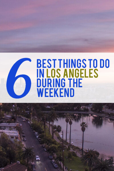 6 Best things to do in Los Angeles