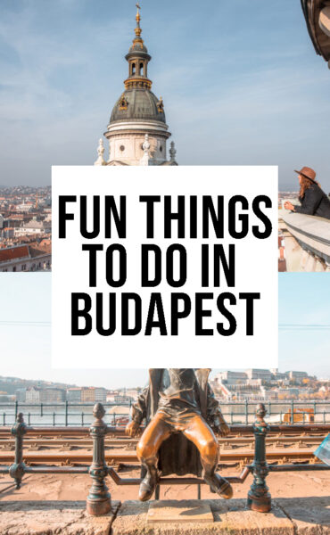 Fun Things To Do In Budapest