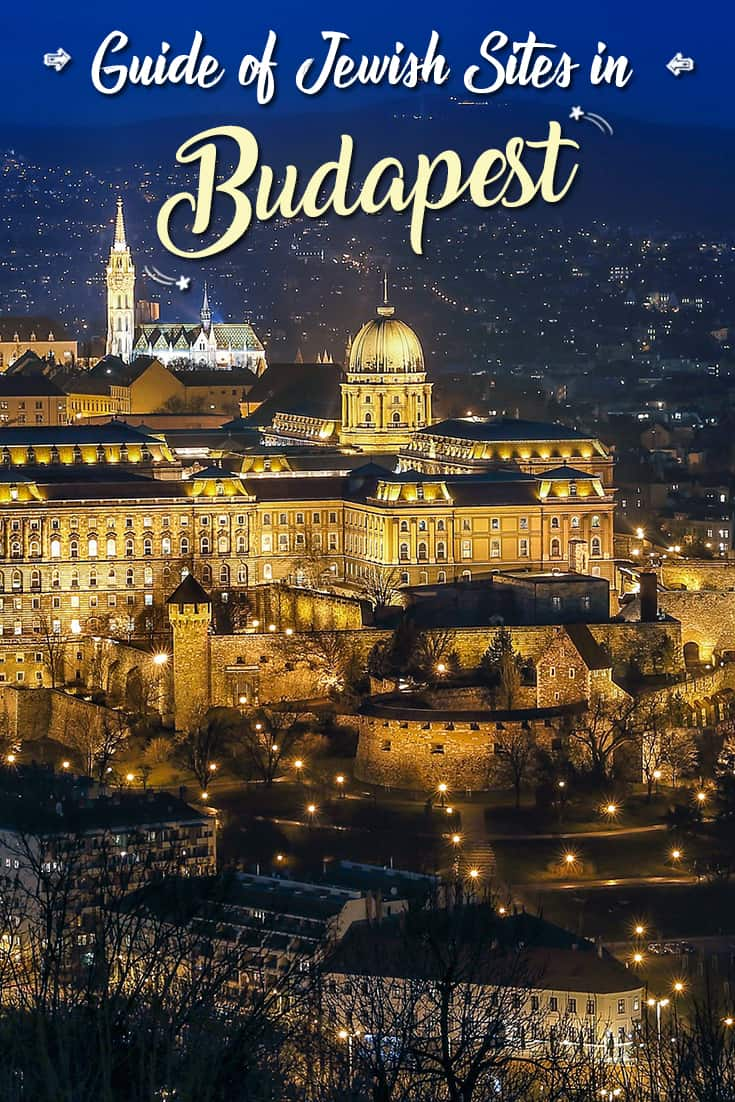 A tour of the top historic sites in Budapest's Jewish Quarter. Top jewish sites in Budapest