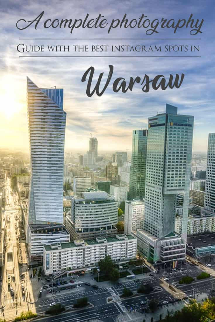 most instagrammable spots in Warsaw