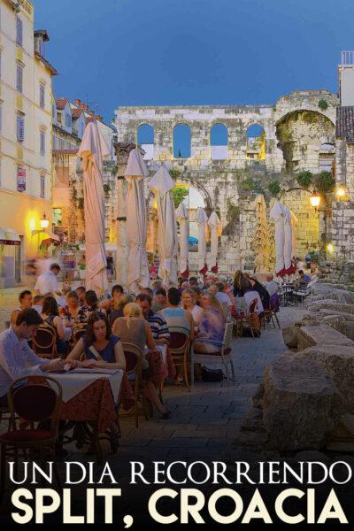 Las mejores cosas que hacer en Split en un día