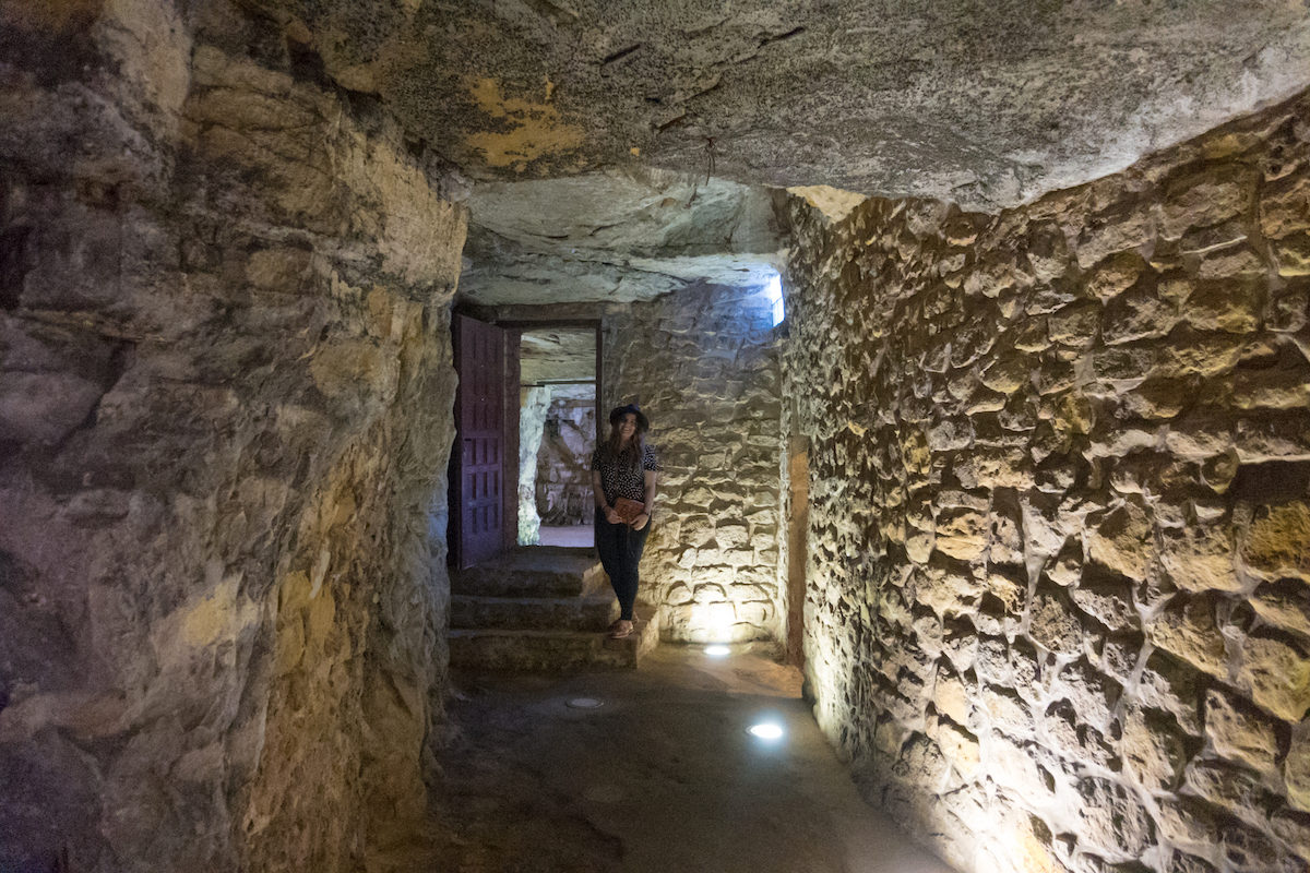 Luxemburgo Visit the Bock Casemates