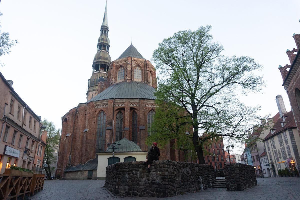 Visit the Churches in Riga