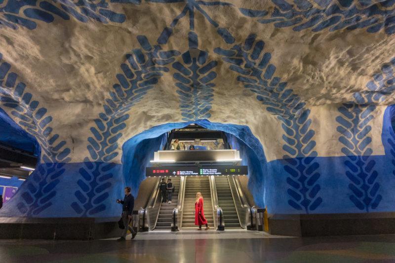 T- Centralen Station