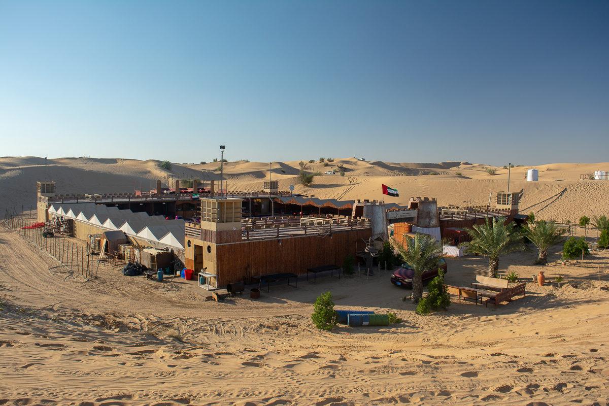 Dubai Desert Camp