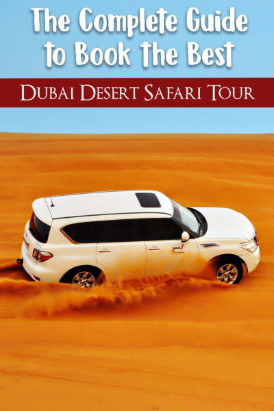 The complete guide to Book the best Desert Safari Tour in Dubai