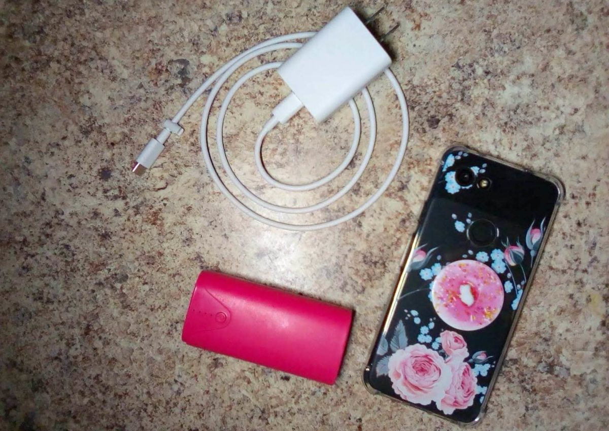 Electronic Devices and Chargers