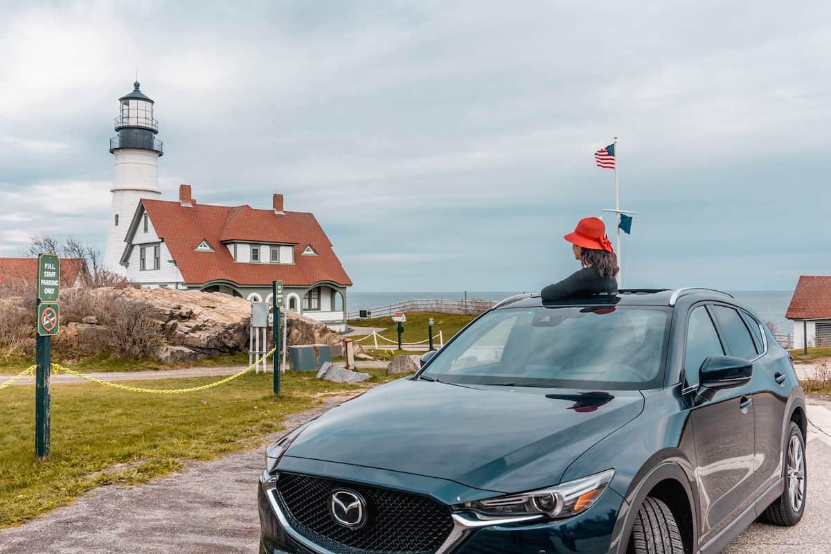 Mazda Maine