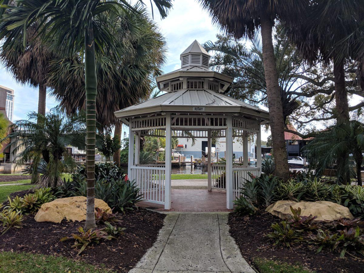 Walk along the Riverwalk Fort Lauderdale