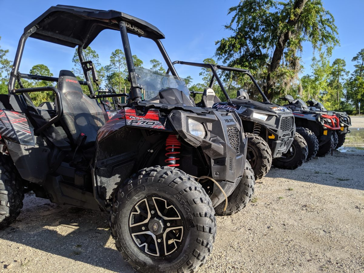 ATV and SXS Rental in Punta Gorda