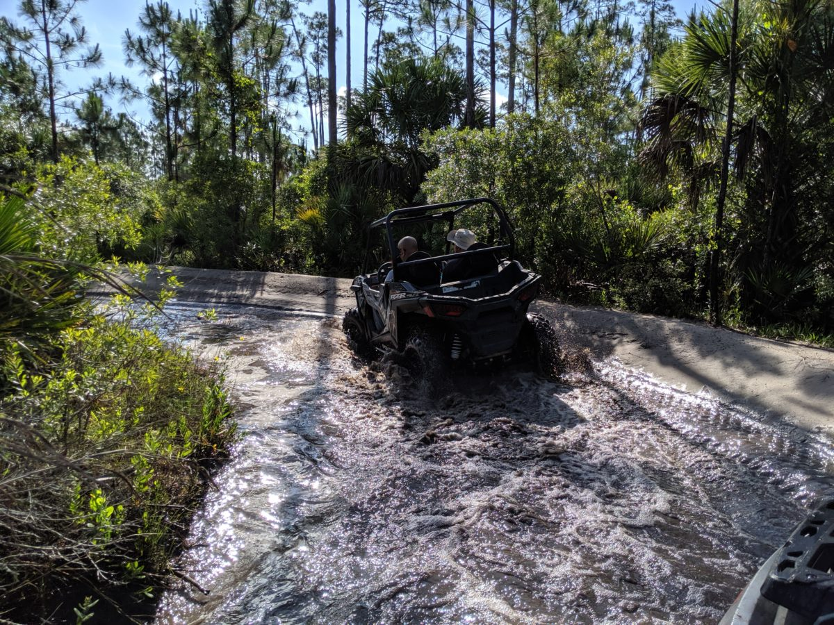 Polaris RZR Punta Gorda