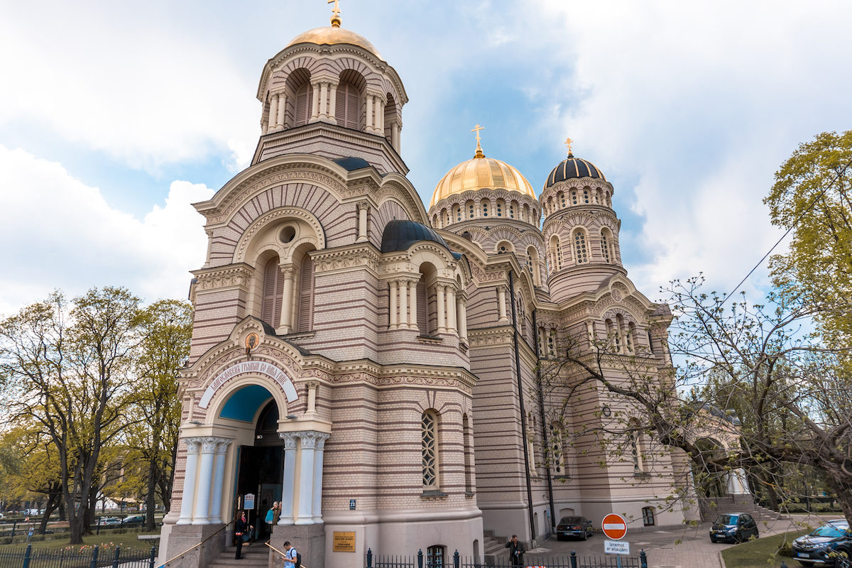 Nativity of Chist Cathedral