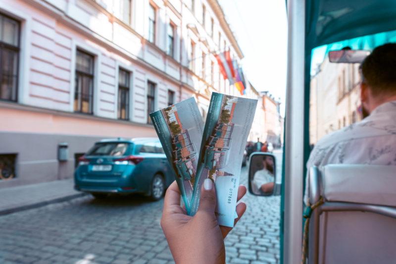 Riga tour old town