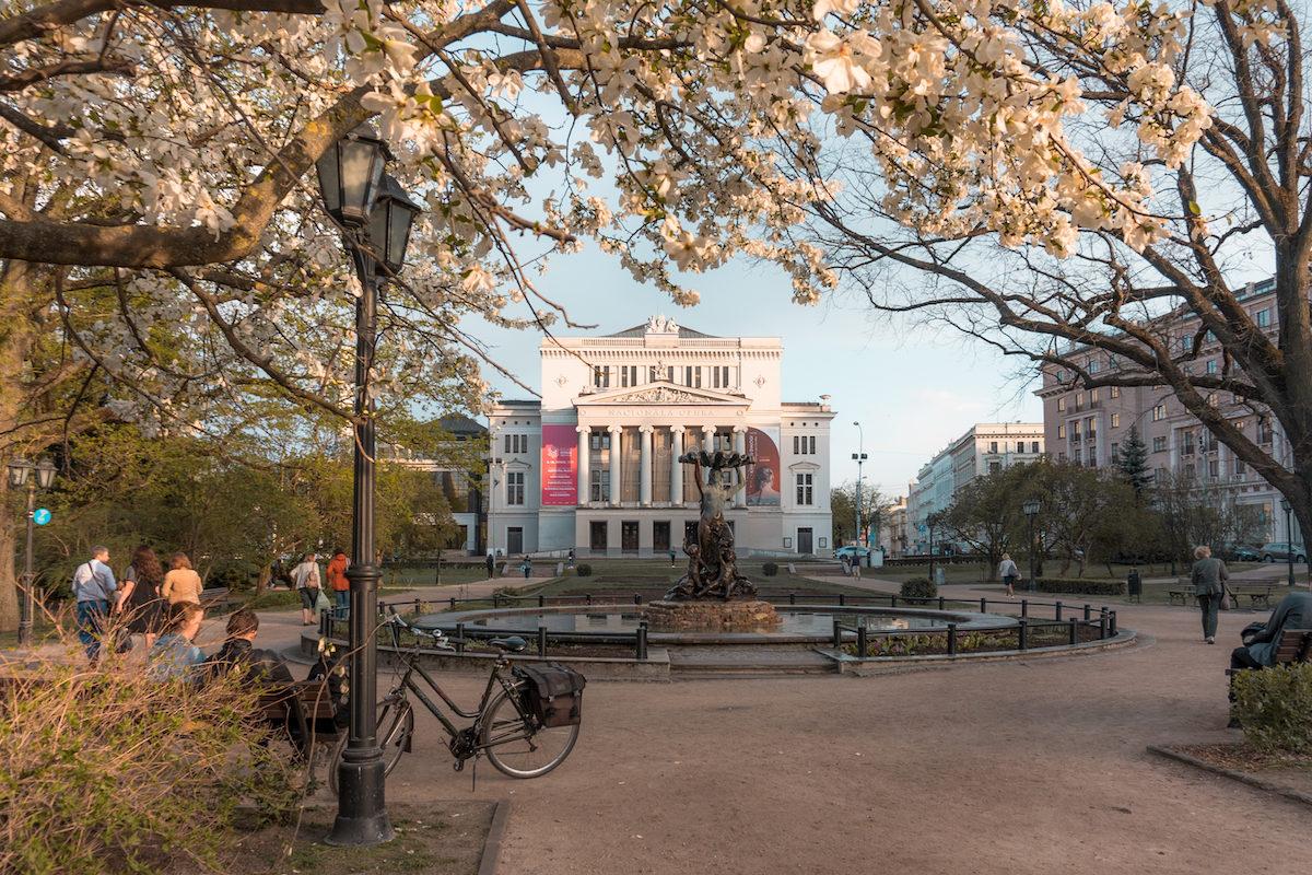 Opera house Riga