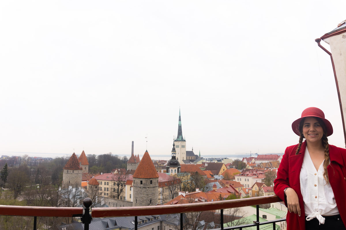 The best viewpoints in Tallinn
