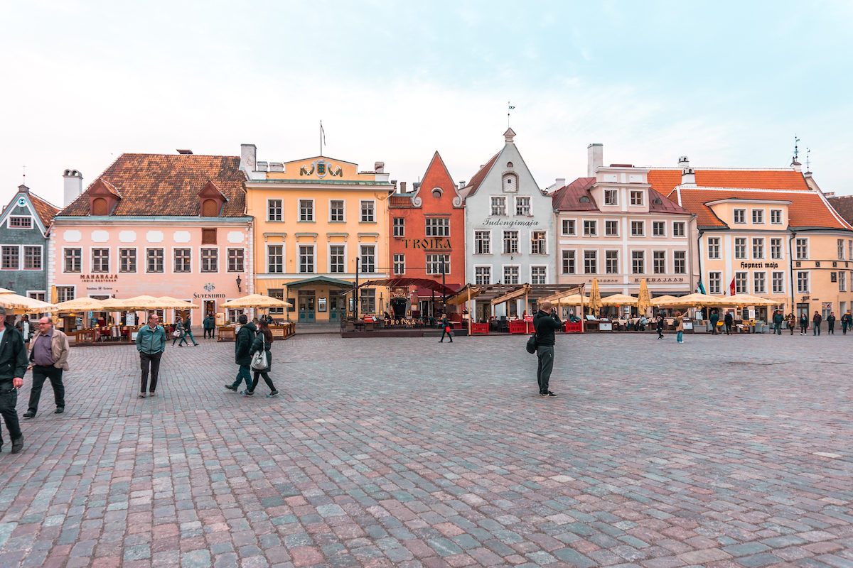 The best things to do in Tallinn - Old Town
