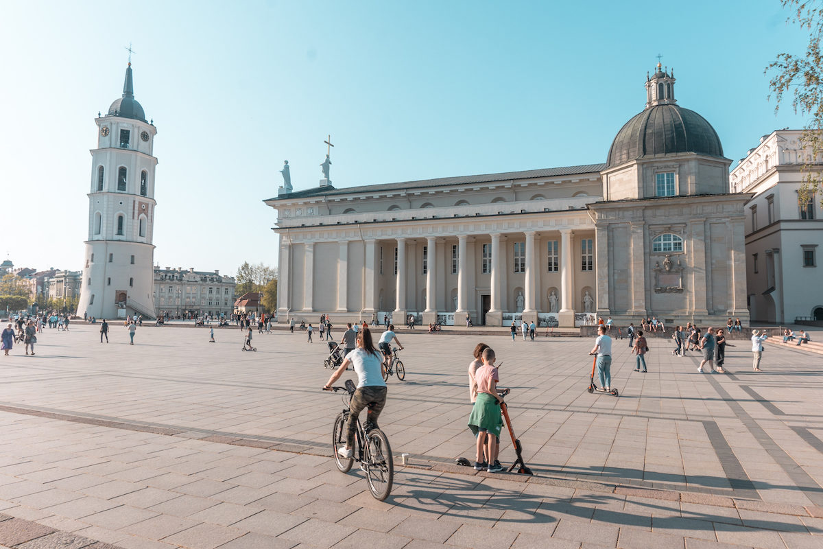 When is the best time to Visit Vilnius?